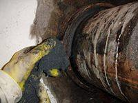 Ремонт стояка канализации в квартире
