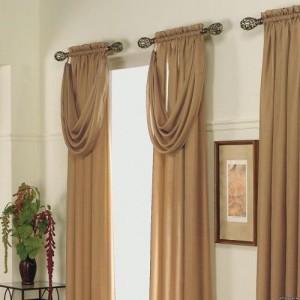 Гардины для штор: многообразие вариантов для идеального окна