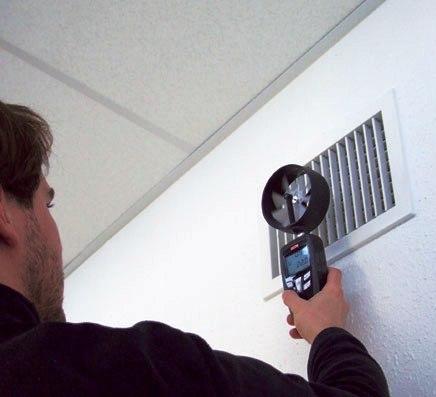 пусконаладочные работы по вентиляции