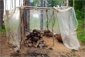 походная печь для бани