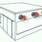 Общеобменная вентиляция: принцип работы, виды, применение