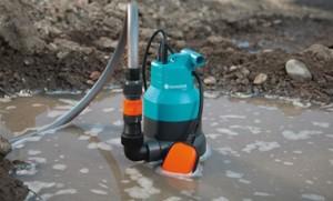 дренажный насос для канализации