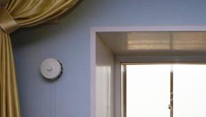 стеновой клапан