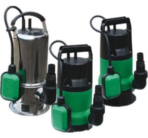 дренажный насос для грязной воды