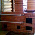 Дровяная печь с водяным контуром – простой способ отопить любой дом