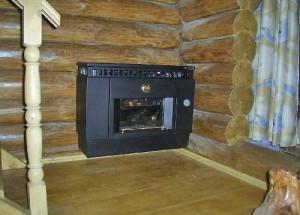 газовая печь для дома